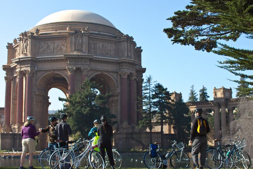 Streets Of San Francisco Bike Tours