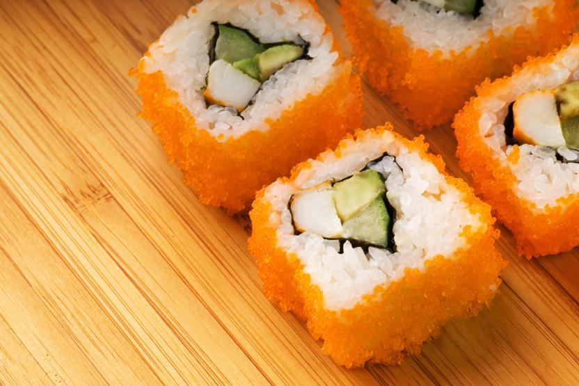 Taste Buds Sushi And Dumplings
