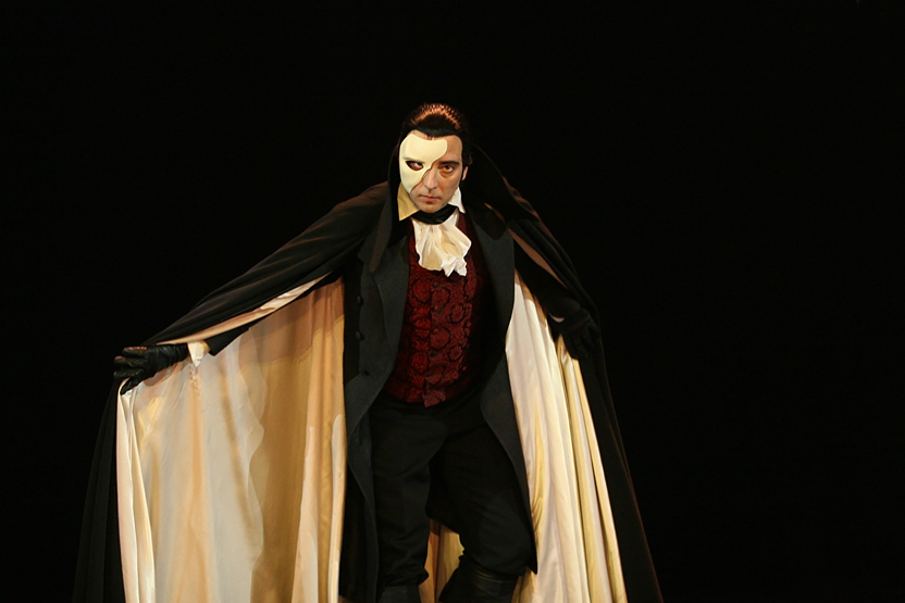 The Phantom Of The Opera Broadway