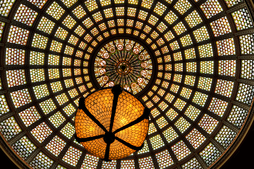 Tiffany Art Glass Chicago