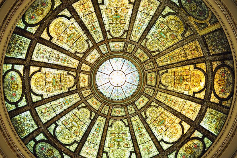 Tiffany Art Glass Chicago