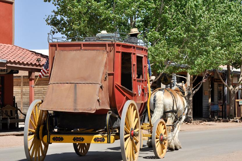 Tombstone Arizona Generic