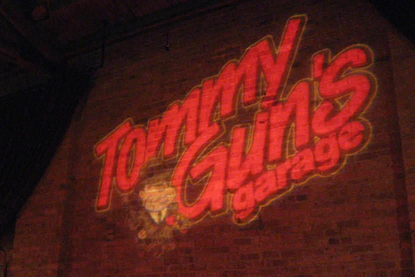 Tommy Guns Garage Show