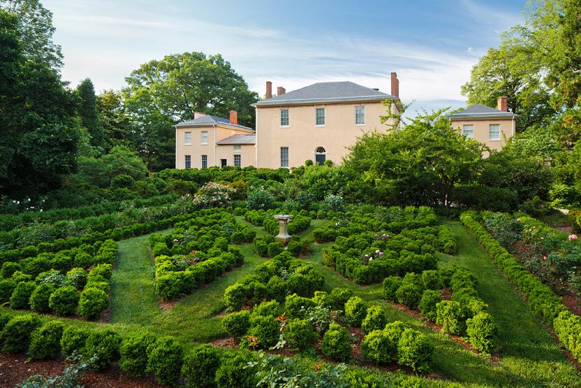 Tudor Place Garden Tour