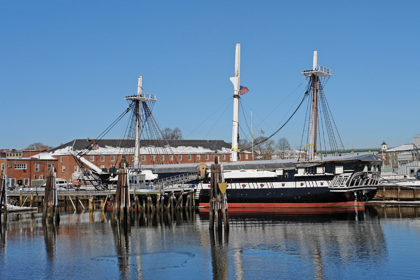 Uss Constitution Boston Generic