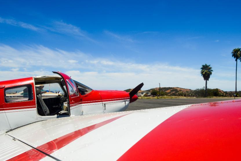 V Malibu Canyon 30 Minute Flight 10519