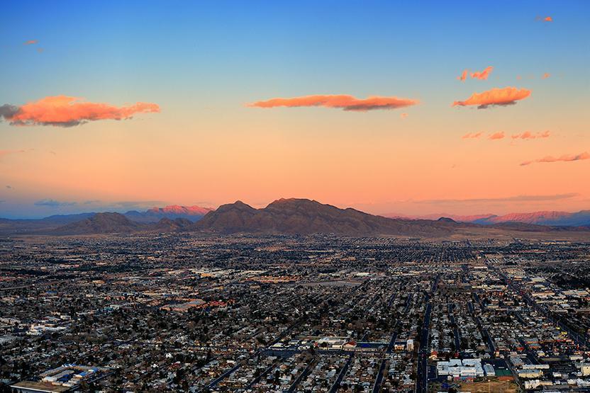 Vegas Skyline Generic