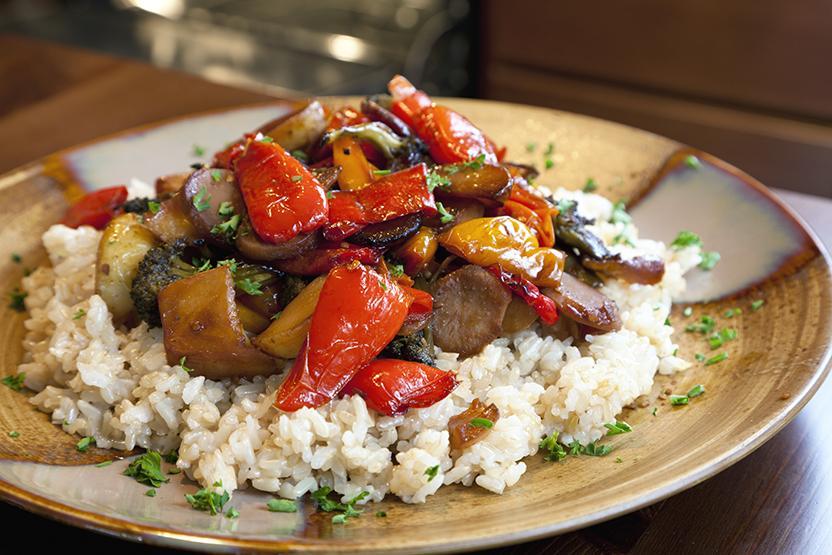 Что приготовить на ужин вегетарианское