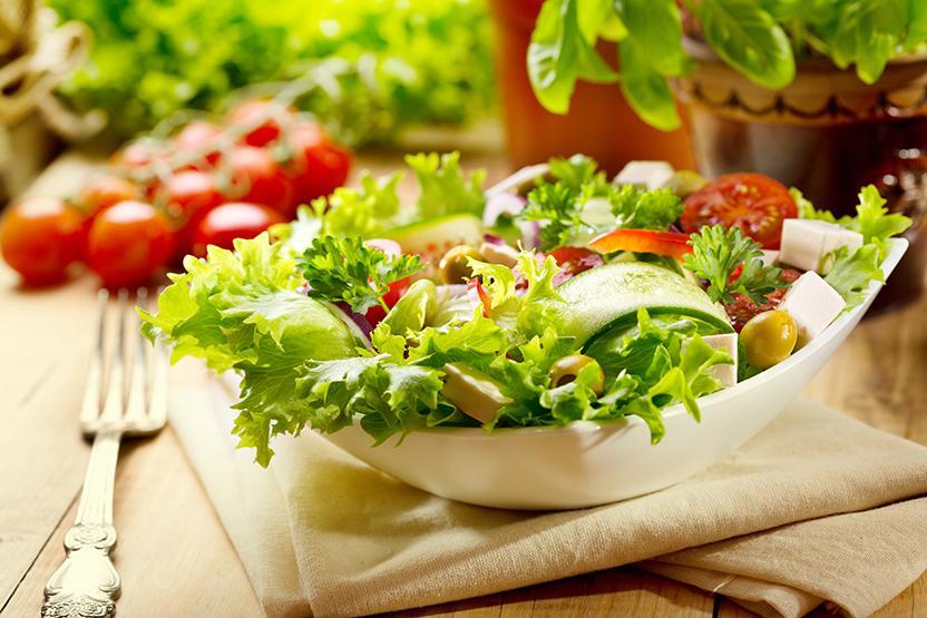 Vegetarian Supper