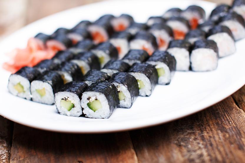 Vimbly Sushi Making