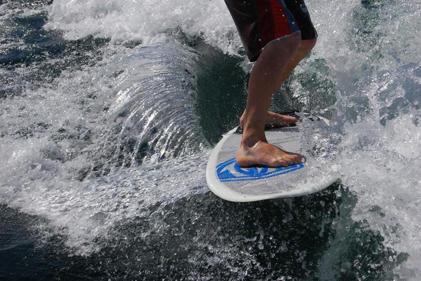 Wakesurfing Generic