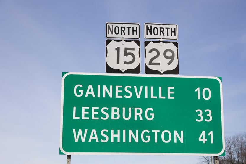 Washington Dc Leesburg