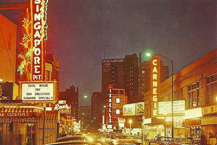 Wendy City 1960