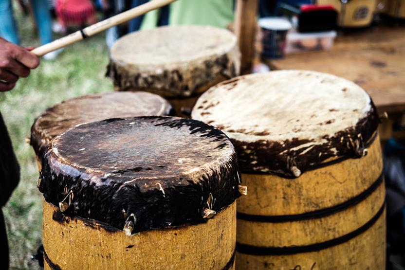West African Drumming
