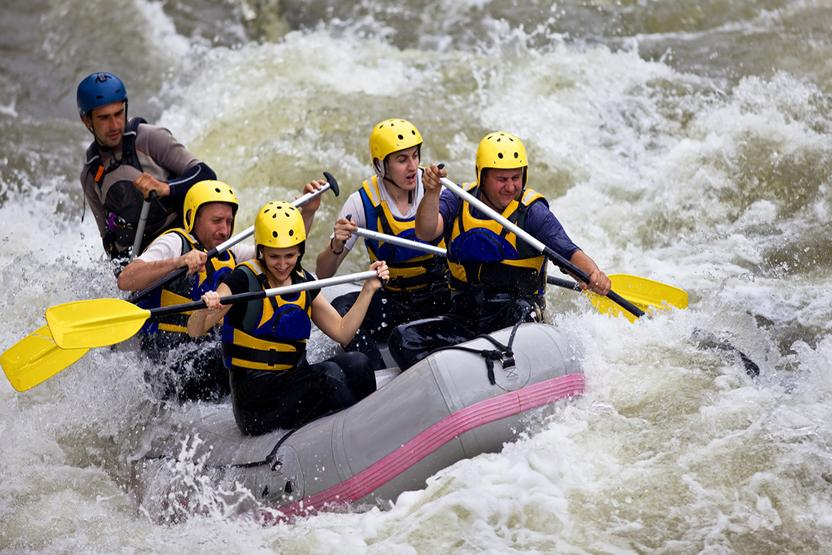 Dam Release Whitewater Rafting Pocono Whitewater And