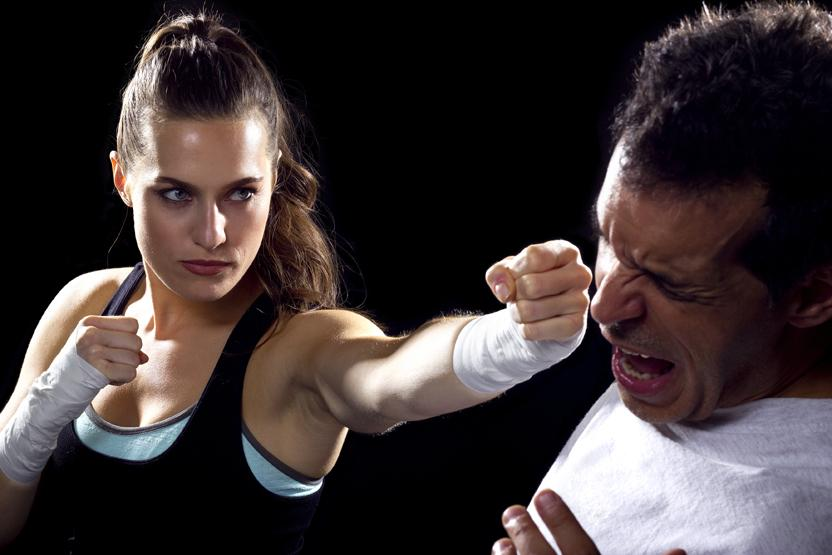 Womens Self Defense