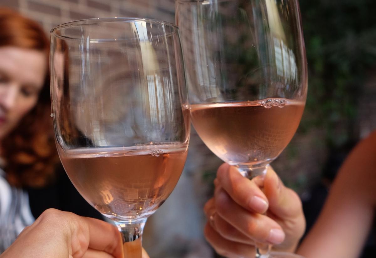 wine-tasting-in-nyc-fidi-rose-tasting-vimbly
