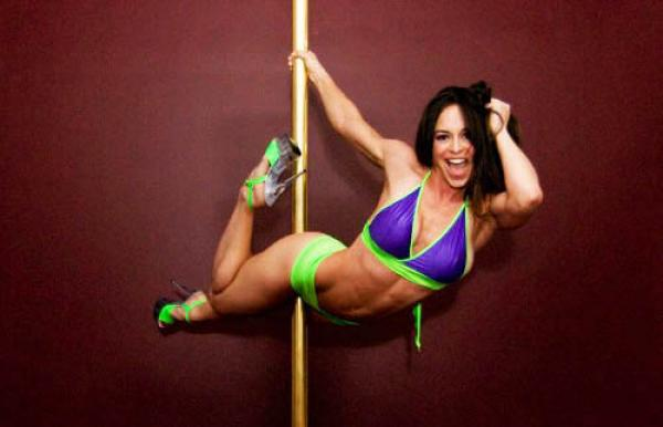 The Best NYC Pole Dance Fitness Class