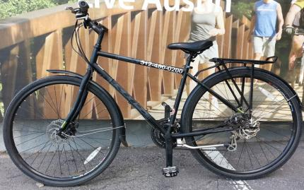 Barton Springs Bike Rentals And Tours Hybrid Bike Rental