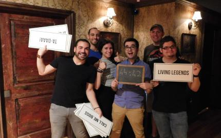 BrainXcape Escape Room Game NYC Classes & Activities in New York City