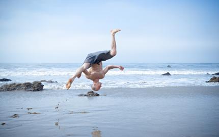 Capoeira Los Angeles Tumbing Acrobatics