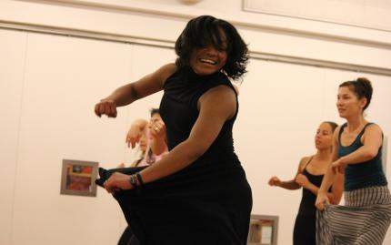 Cumbe Afro Brazilian Dance