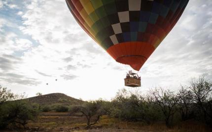 Float Balloon Tours Private Balloon Ride