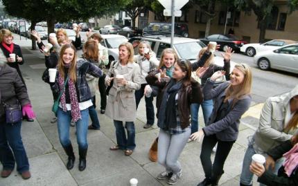 Foot Fun Walking Tours Haight Ashbury