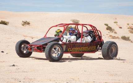 SunBuggy Fun Rentals Dune Buggy