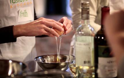 Cooking with Wine (BYOB)