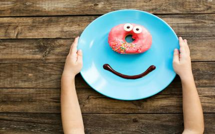 Taste Buds Kitchen Sprinkle Donuts
