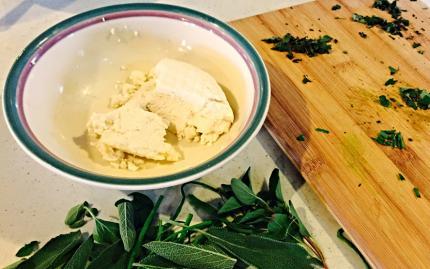 Angelic Organics Cheesemaking