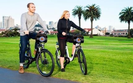 Bay City Bike Electric Bike