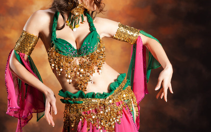 Belly Dancing -- Disabled (CS 9/18/15)