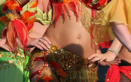Belly Dancing Basics (Chelsea Studios)-- vendor shut down (12/2/14)
