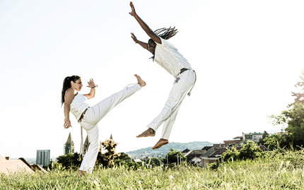 Capoeira -- All Levels