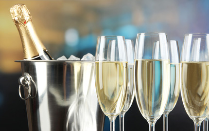 Champagne/Wine Tasting & Learning -- vendor is out of business (CS 12/2/15)