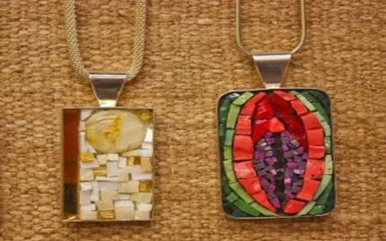 Chicago Mosaic School Jewelry