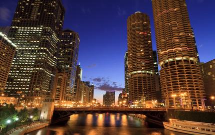 Chicago Architecture At Night brilliant chicago architecture at night and more on throughout