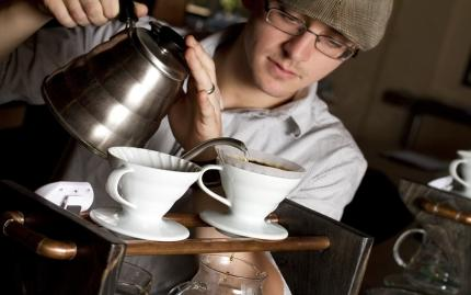 Coffee: Pour Over Class