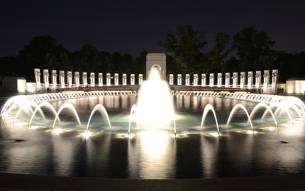 Dc Landmarks Night