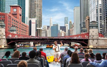 Entertainment Cruises Speedboat Chicago