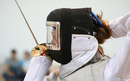Fencing Lesson (Vendor offers active free trial through Vimbly FMC 11/30/16)