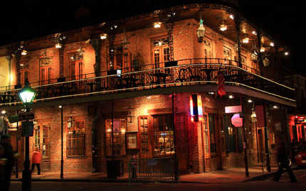 Dating in the dark new orleans