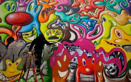Intro to Graffiti -- vendor is unresponsive (MCK 5/15/15)