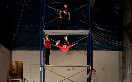 High Falls Stunt Jumping -- vendor no longer offering classes