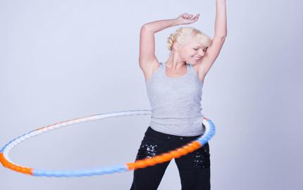 Beginner Hula Hooping