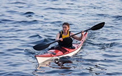 Kayaking Chicago