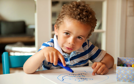 Kids Toddlers Art
