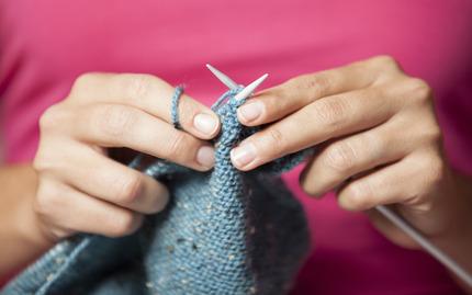 Beginner Knitting
